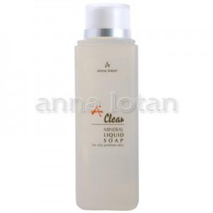 A Clear Гигиеническое минеральное мыло для жирной проблемной кожи