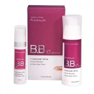 Премиум BB крем с SPF36 (3 тона)