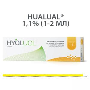 Hyalual® 1,1%