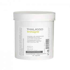 Массажный Крем «ТЕРМОАКТИВНЫЙ» с Эфирными Маслами Thermoactive Massage Cream with contouring Essential Oils