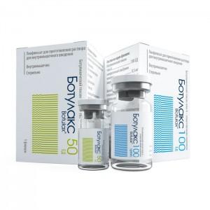 Ботулакс - ботулинический токсин типа А