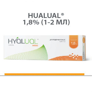 Hyalual® 1,8%
