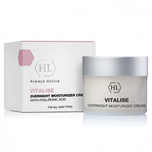 Vitalise Overnight Moisturizer Cream (250 мл)