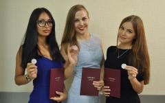 Выпускники Института Косметологии: ныне - профессиональные косметологи